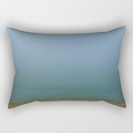 Misty Ocean Rectangular Pillow