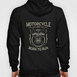 Motorcycle club Hoody