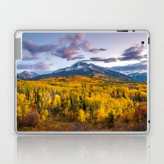 Chasing The Gold Laptop & iPad Skin