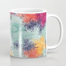 Tropical Fan Palm Paradise – Colorful #03 Coffee Mug