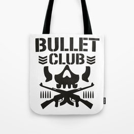 Bullet Club Tote Bag