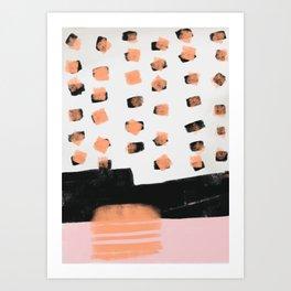 Nupastel Art Print