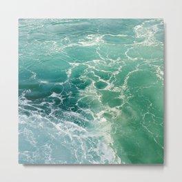 Seas 2 Metal Print