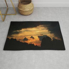Painted by Nature Rug