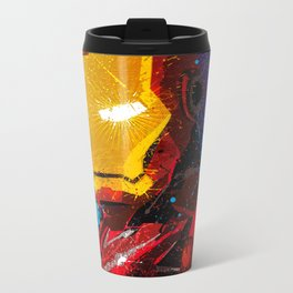 Iron man I Metal Travel Mug