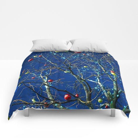 happy new year Comforters