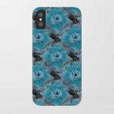 Blueish Slim Case iPhone X