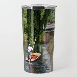 Punting on the Avon Travel Mug