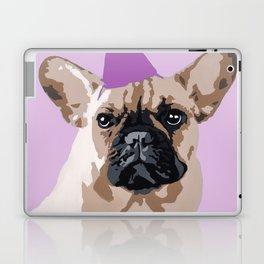 Milo pink on pink Laptop & iPad Skin