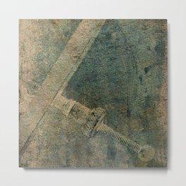 Stirrer-Up Metal Print