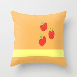 Applejack Throw Pillow