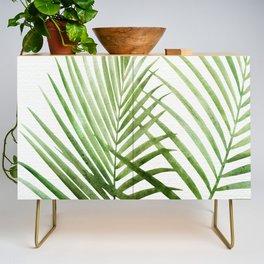 Fresh Palm Fronds Credenza