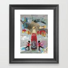 Spiro Spathis Framed Art Print