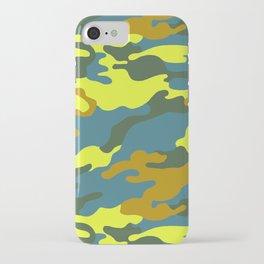 Creative Camo iPhone Case