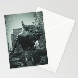 Triumph of the Bull Stationery Cards