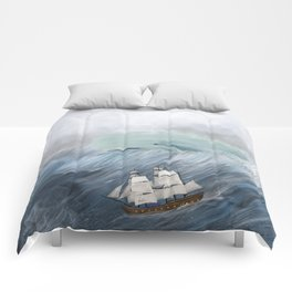 revenge of the whale Comforters