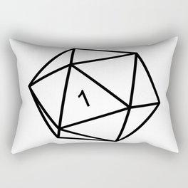 Fumble - Dungeons & Dragons for Dummies Rectangular Pillow