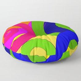 Psyco solid Floor Pillow