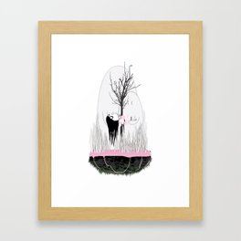 HILLS HAVE EYES Framed Art Print