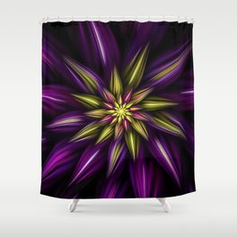 Abstracts in Color No 2, 2019 Shower Curtain