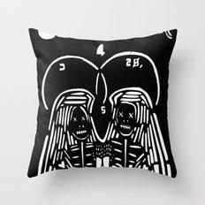 DOUBLE Throw Pillow