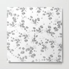 Cherry Flower 14 Metal Print