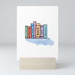 Little Library Mini Art Print