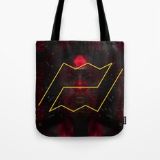to the red Tote Bag