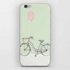 Bike. iPhone & iPod Skin