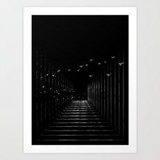 Optical Liberty Art Print