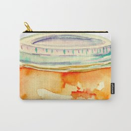 Apricot Jam Carry-All Pouch