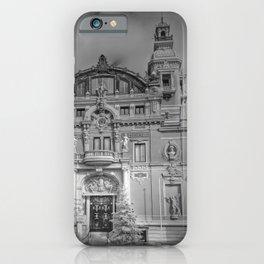 Monte-Carlo Casino iPhone Case