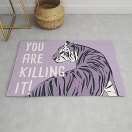 You are killing it 002 Rug
