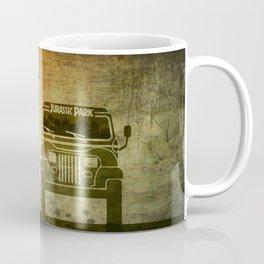 Jurassic Minimalist Coffee Mug