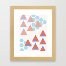 Unity in Subdivision Framed Art Print