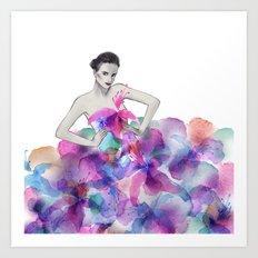 Wearable art Art Print