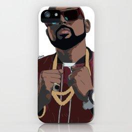 Sean Paul iPhone Case