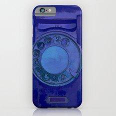 Vintage Phone Slim Case iPhone 6s