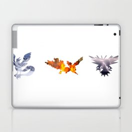 The 3 Legendary Birds Laptop & iPad Skin