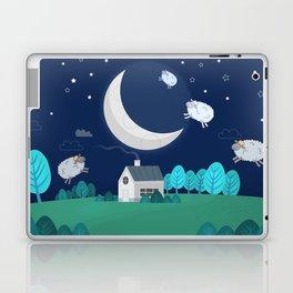 What The Sheep Do While You Sleep Laptop & iPad Skin