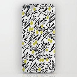 Little Lemons iPhone Skin