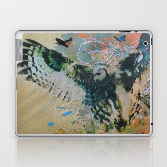 Bubo Capensis Laptop & iPad Skin