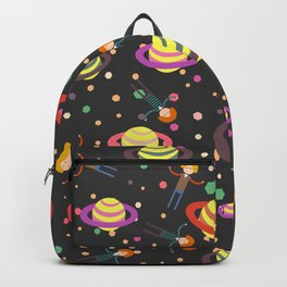 Dreamers and planets Backpack