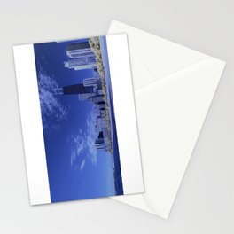 Chicago Lakeshore Infrared Stationery Cards