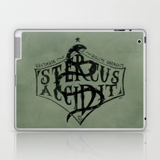 Stercus Accidit - S*** Happens Laptop & iPad Skin
