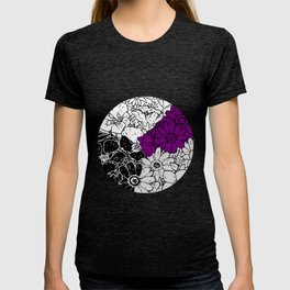 Demisexual Flowers T-shirt