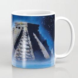 Mayan World By The Sea Coffee Mug
