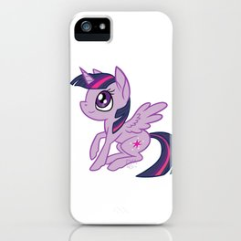 Twilight Sparkle Chibi iPhone Case