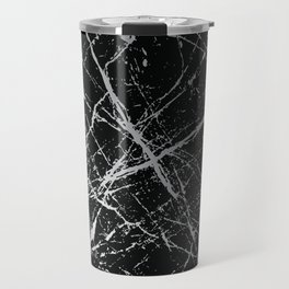 Silver Splatter 090 Travel Mug