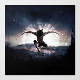 Animus Canvas Print